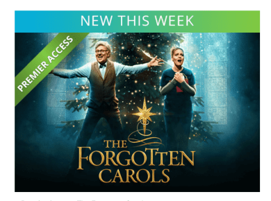 New Movies from Living Scriptures help to #LightTheWorld: The Forgotten Carols now included!