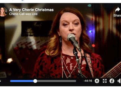 A Very Cherie Christmas