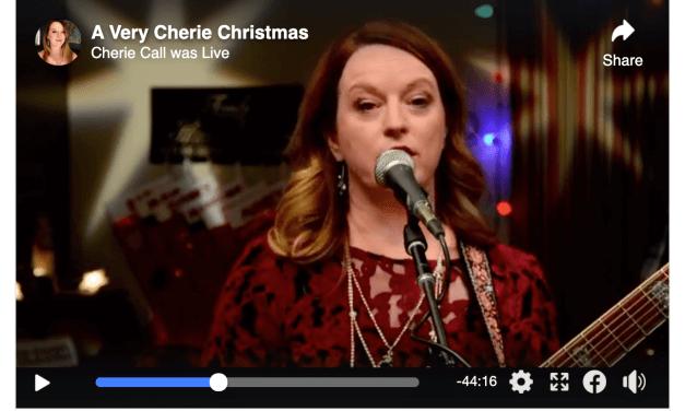 VIDEO: Cherie Call — A Very Cherie Christmas