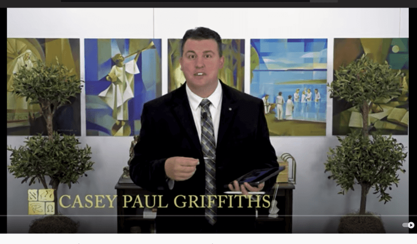 VIDEO: Come Follow Me with Book of Mormon Central and Casey Paul Griffiths (Doctrine and Covenants | #ComeFollowMe