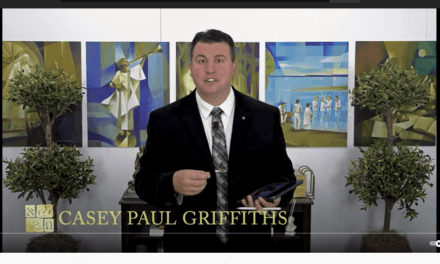 VIDEO: Come Follow Me with Book of Mormon Central and Casey Paul Griffiths (Joseph Smith History 1:1–26, Jan 4–10) | #ComeFollowMe