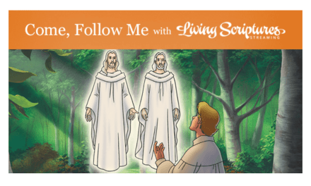 VIDEO: Come Follow Me with Living Scriptures: Joseph Smith—History 1:1–26 | #ComeFollowMe