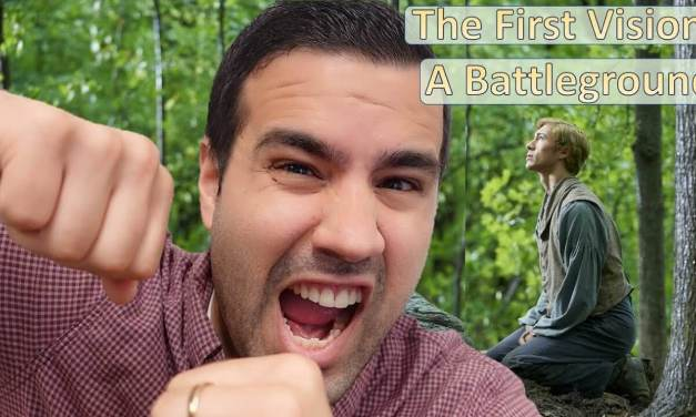 VIDEO: How Joseph Smith's FIRST VISION Became a Battleground | #ComeFollowMe