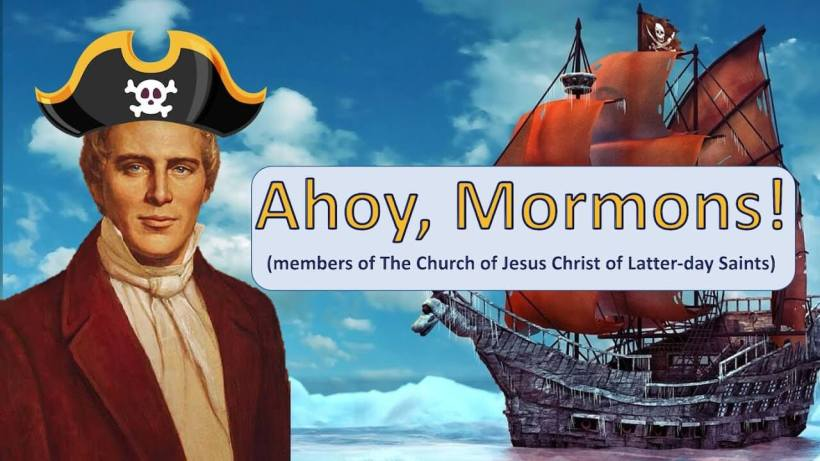 VIDEO: A SEA SHANTY: The Restoration of the Gospel (The Church of Jesus Christ of Latter-day Saints)