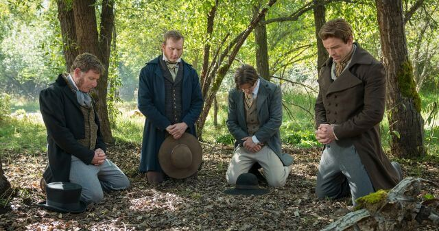 Restoration project stills scenes three witnesses