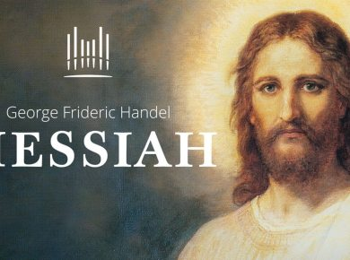 VIDEO: Handel's Messiah (Easter Concert) | The Tabernacle Choir & Orchestra