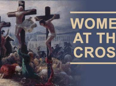 The Women at the Cross of Jesus