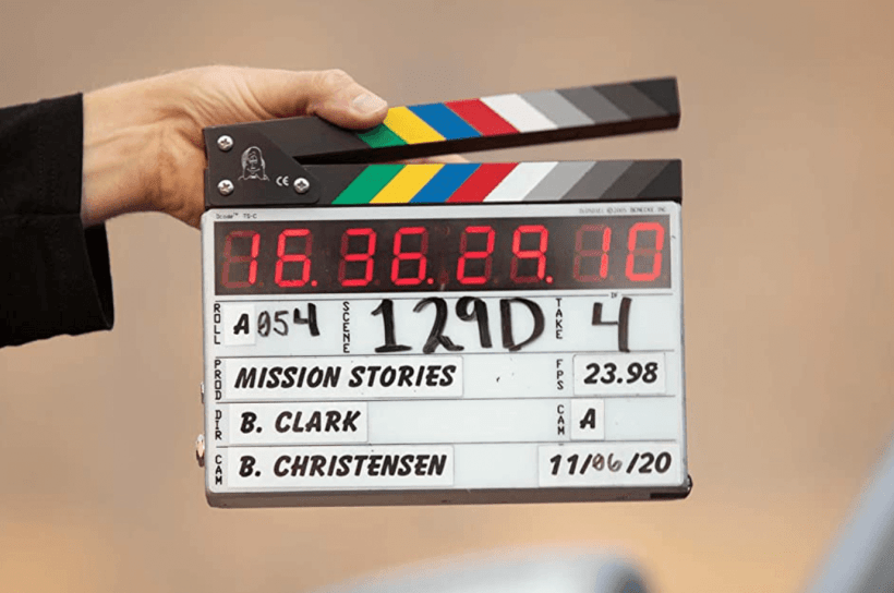 MISSION STORIES, New Major Motion Picture, Launches Ambitious New Media Franchise