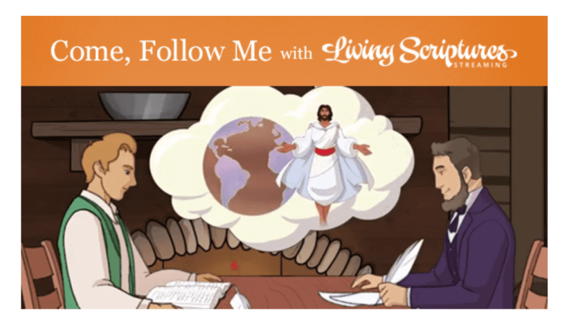 """VIDEO: Come Follow Me with Living Scriptures: Doctrine & Covenants 45 