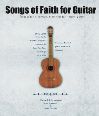 Book cover songs of faith
