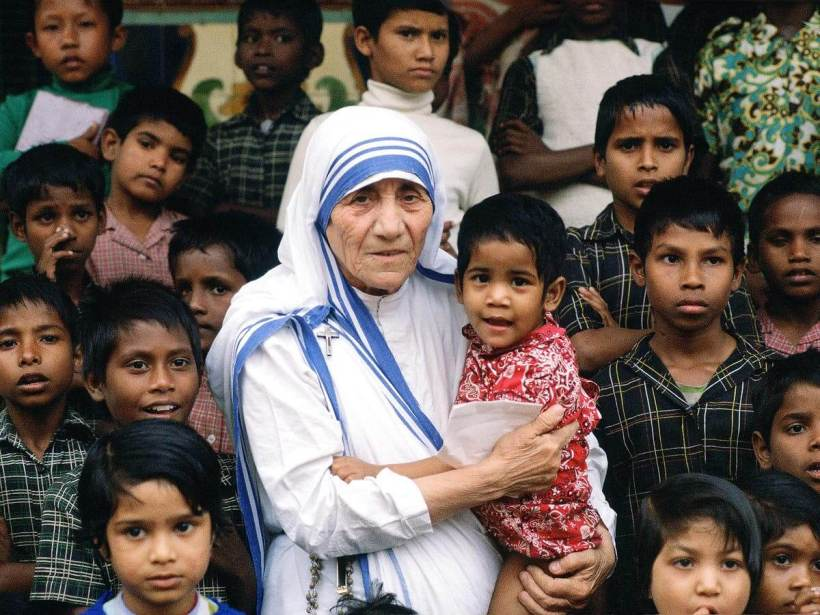 Mother teresa VIDEO: The first thing Mother Teresa did every morning