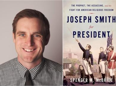 Virtual Event—Spencer McBride—Joseph Smith for President