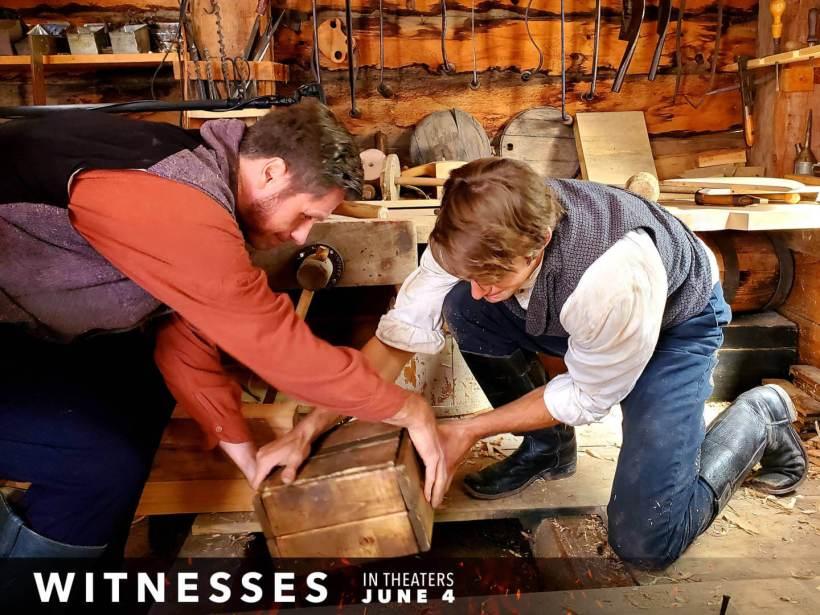 Witnesses branded 09