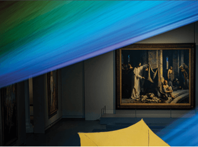 Celebrate 20 years of Bloch's Masterpiece at the BYU MOA (Museum of Art)