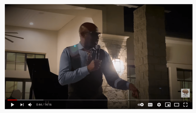 VIDEO: Alex Boyé - The Power of Priesthood to Heal the Sick