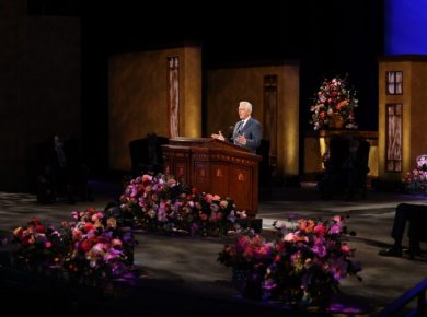 VIDEO: Why the Covenant Path | D. Todd Christofferson | April 2021