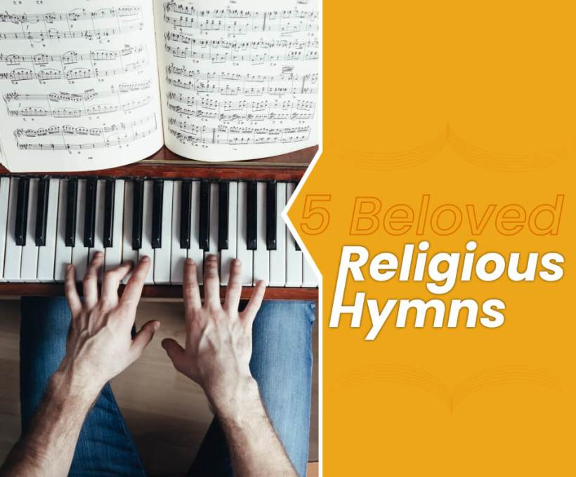 5 beloved religious hymns