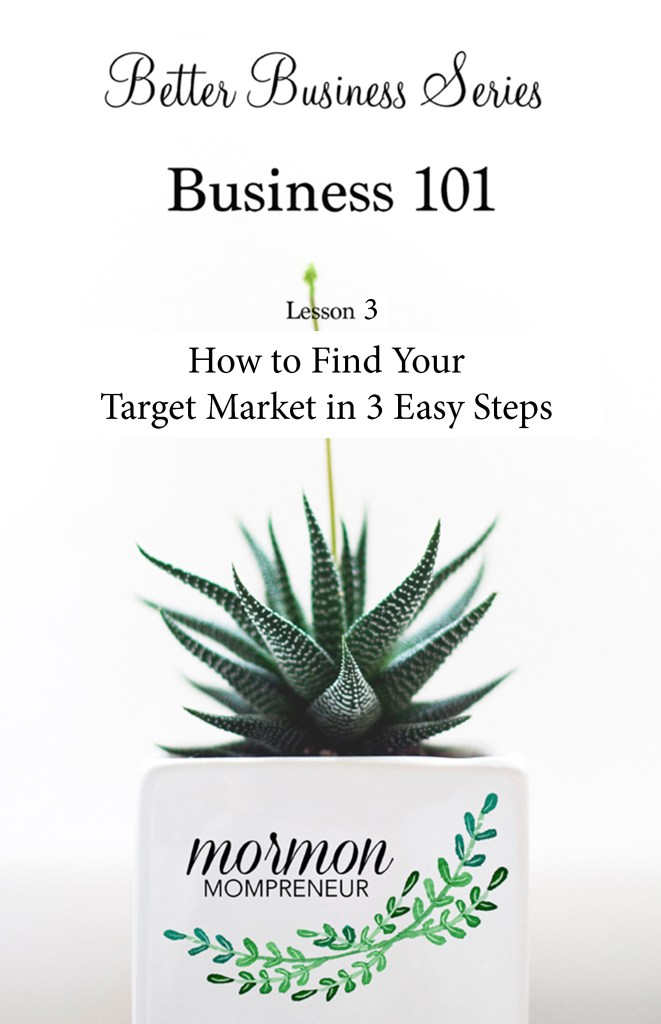 How to Find Your Target Market in 3 Steps