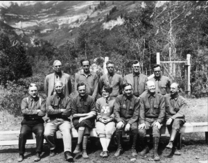 Alpine-Summer-School-Staff-1920s