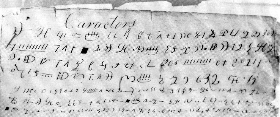 Anthon transcripción