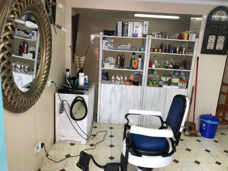 Barberen i Frigiliana og andre hyggelige ting