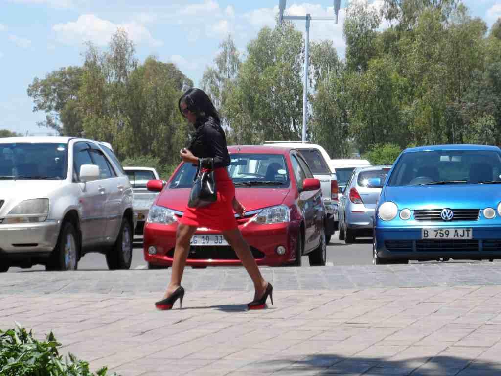 Classy and fabulous - på afrikansk:-)