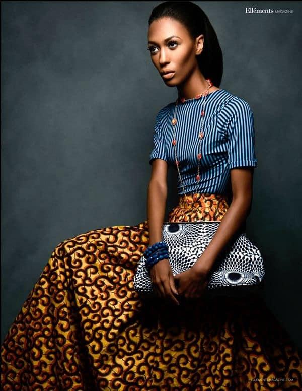 Afrikansk mode - det nye 'sorte' indenfor moden...