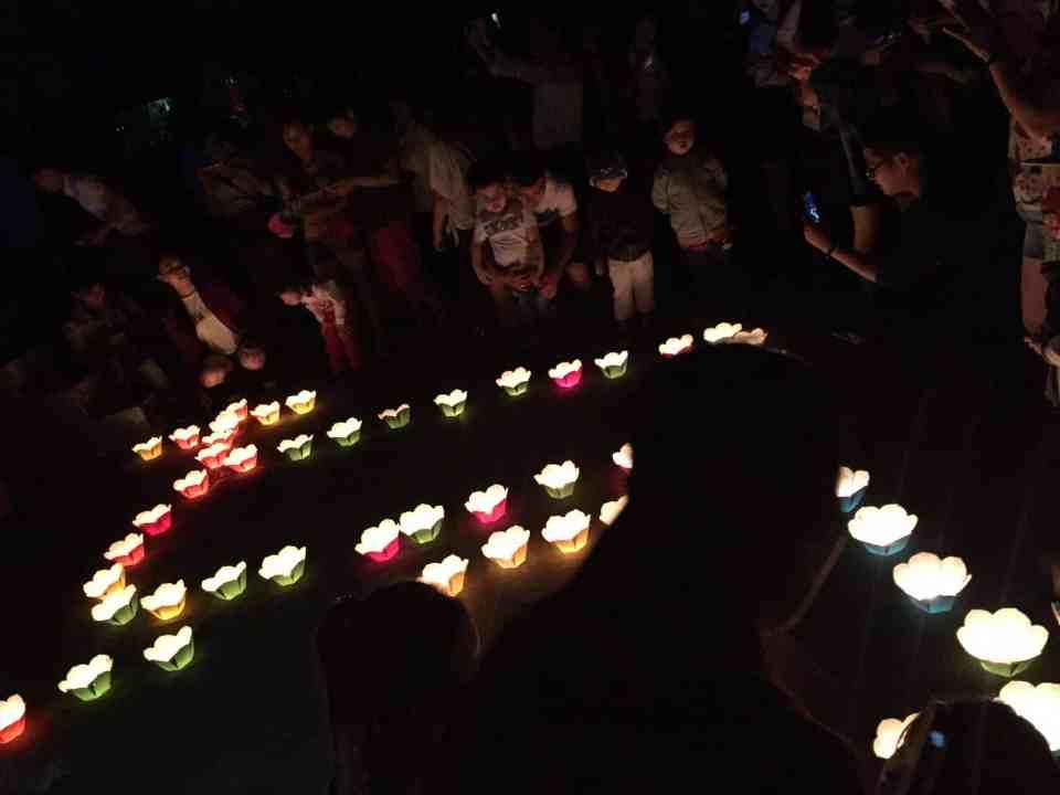 Earth Hour eller Verden uden lys - i morgen - 25. marts!