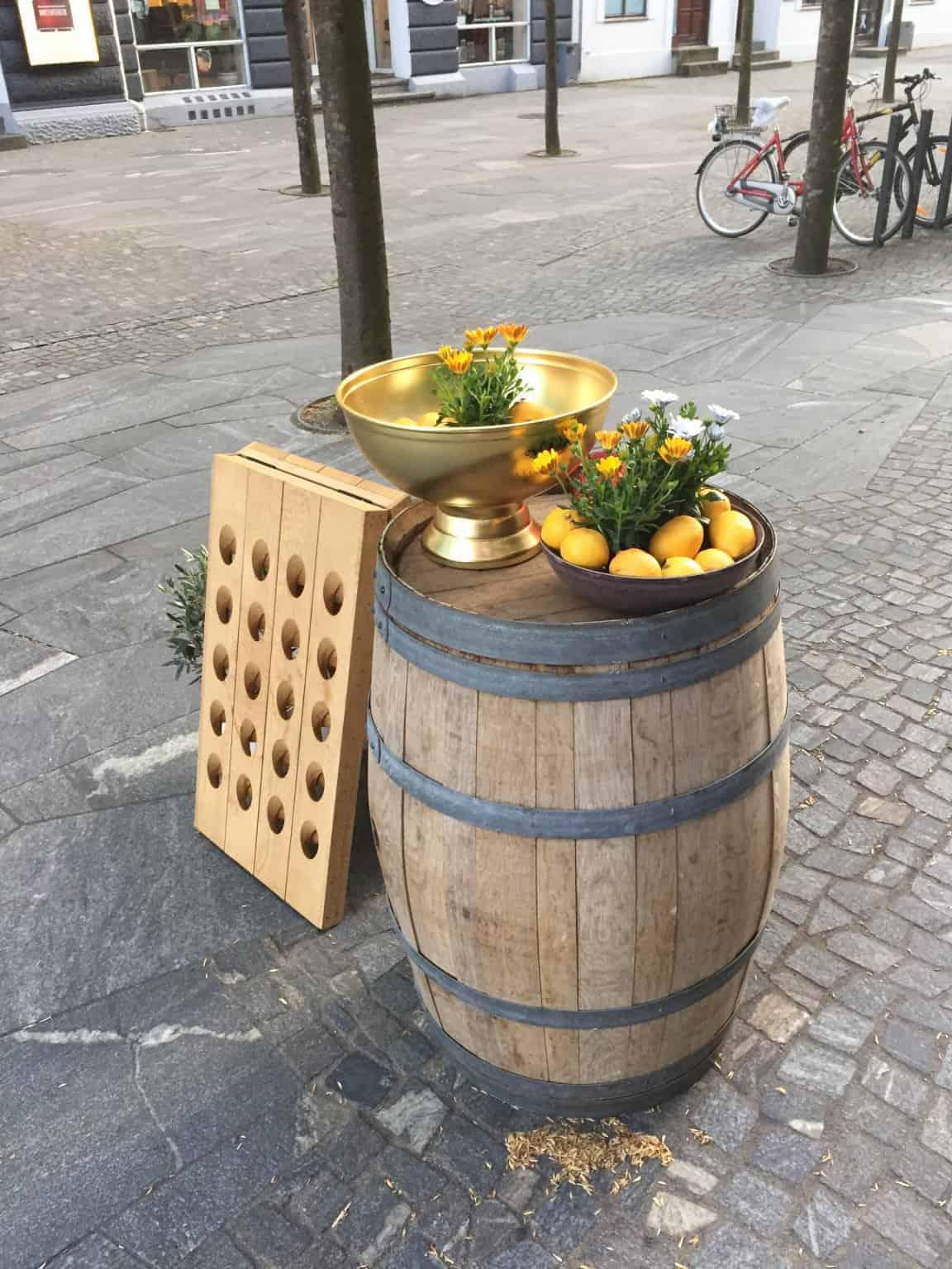 """""""Vinbaren"""" eller Boheme vin"""
