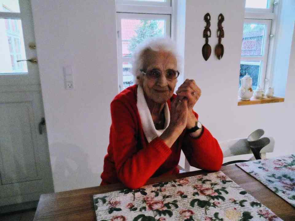Min mormor - 2012
