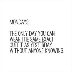 Glædelig mandag!