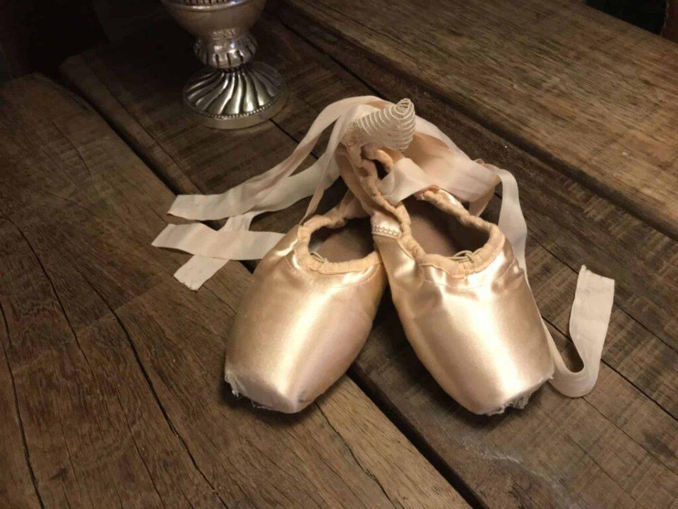 Balletskoene...