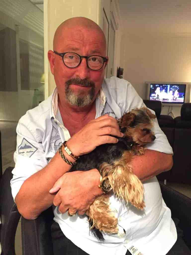 Nytårsaften for to plus Hund