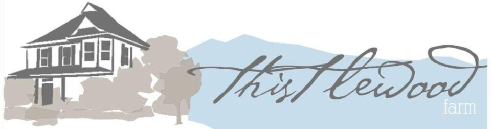 Thistlewood Farm - lækker blog, must see!