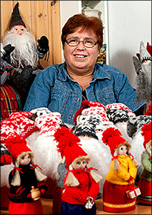 Grannys Christmas Hut