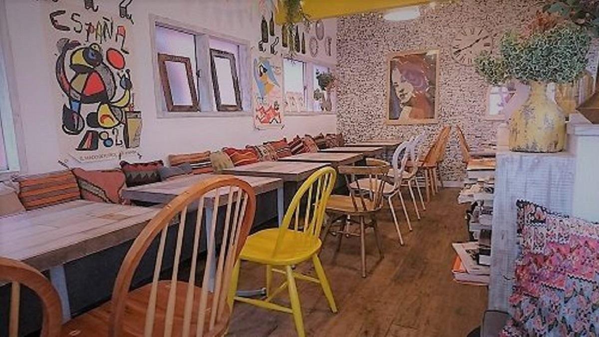 【福岡 ソフトクリーム】marbre blanc cafe/可愛くて落ち着ける店
