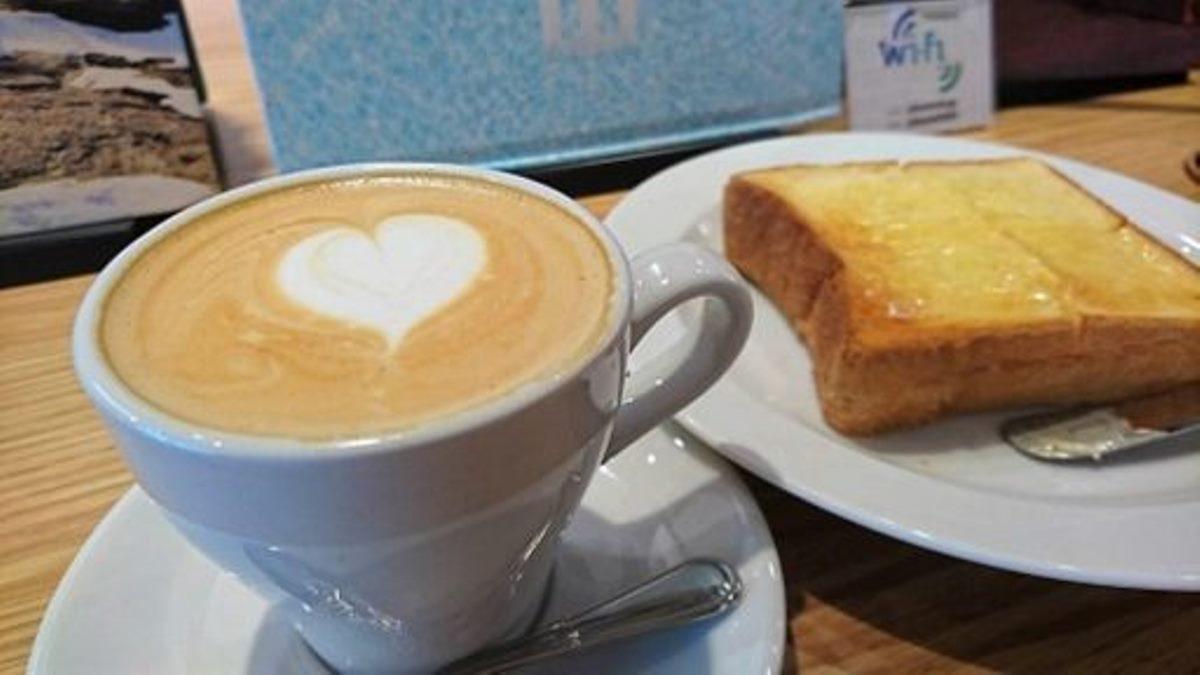 【福岡 カフェ】REC COFFEE/モーニング
