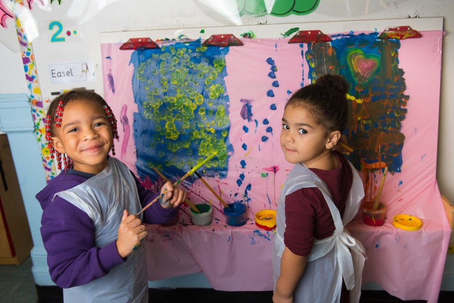 Pre-k shoot at P.S. 188 on Monday November 30, 2016. Michael Appleton/Mayoral Photography Office