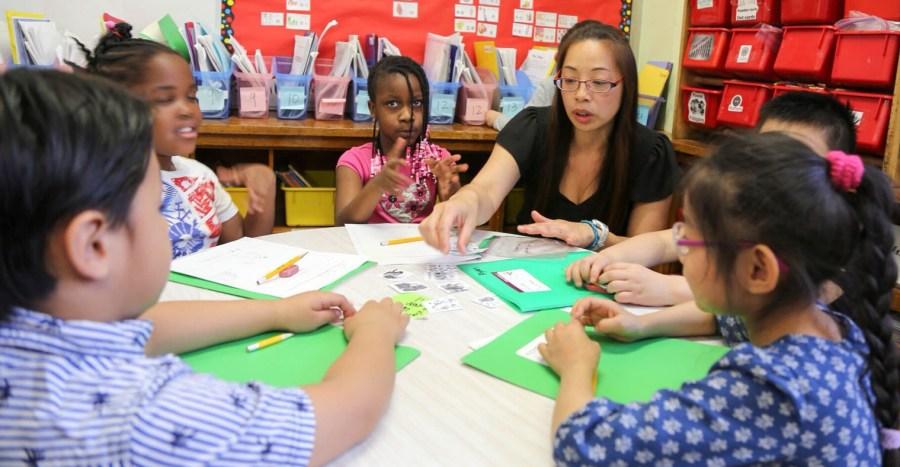 Dual Language Programs Consist of English-Proficient Students and ELLs