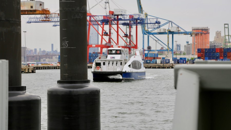 NYC Ferry Has Now Entered its Second Year of Operation