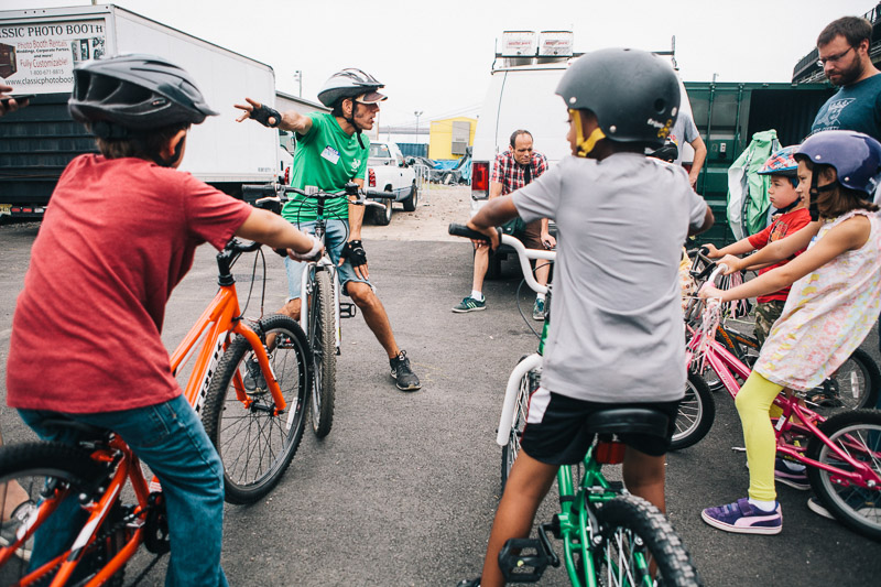 Learning to Ride a Bike is an Essential Life Skill