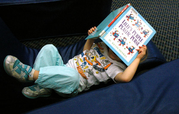 Catch Up on Your Summer Reading Before School Begins on September 5!