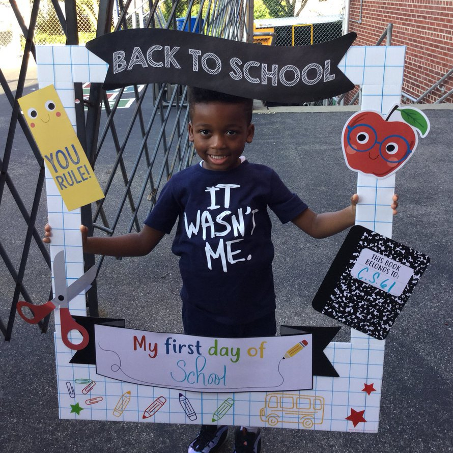 That First Day of School Feeling – The Morning Bell