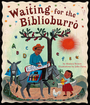 Cover image for the book Waiting for the Biblioburro