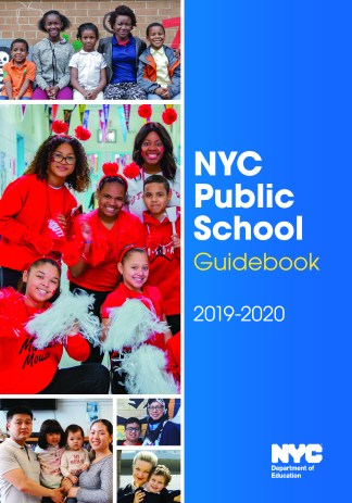 Cover of the NYC Public School Guidebook
