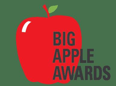 NYC DOE's Big Apple Awards Logo