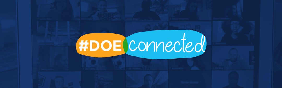 DOE Connected Logo