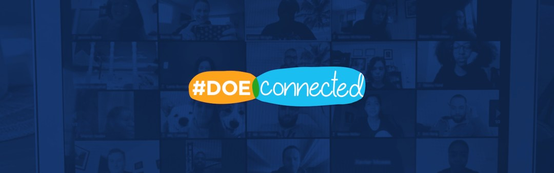 DOEconnected Banner