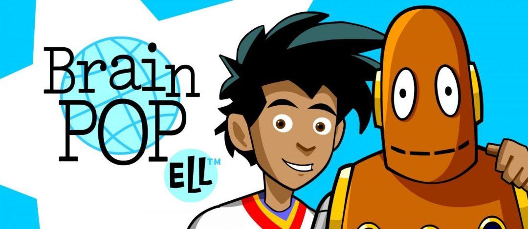 Title card for Brain POP ELL