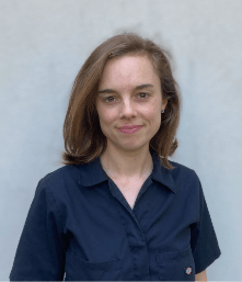 Portrait of BAA 2021 winner, Catherine Blades